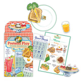 Best Pals Pretend Play Diner - Contents - 2