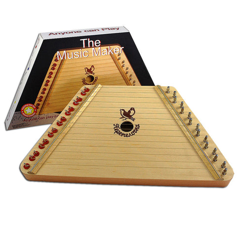 European Expressions - Music Maker/Lap Harp