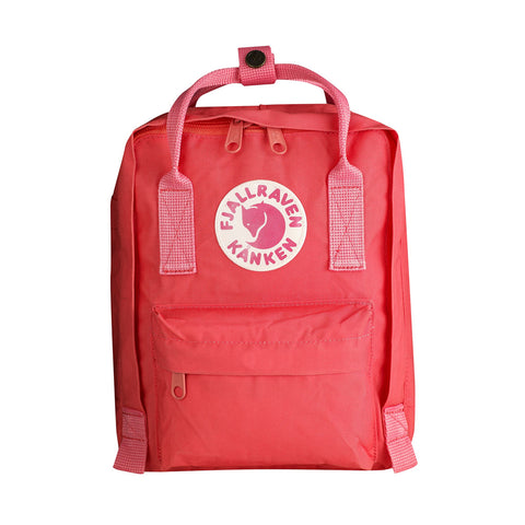 Fjallraven - Mini Kanken Backpack - Peach Pink