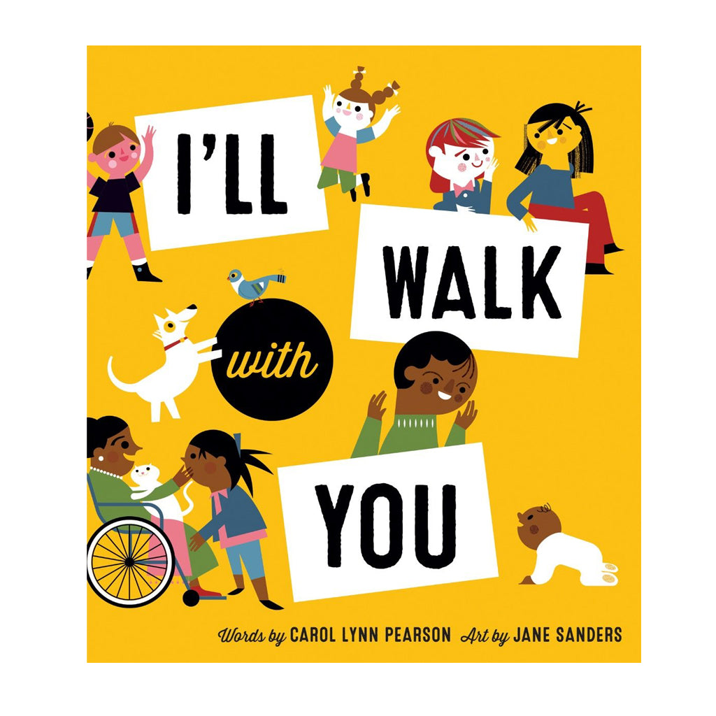 I'll Walk With You by Carol Lynn Pearson | Gibbs Smith
