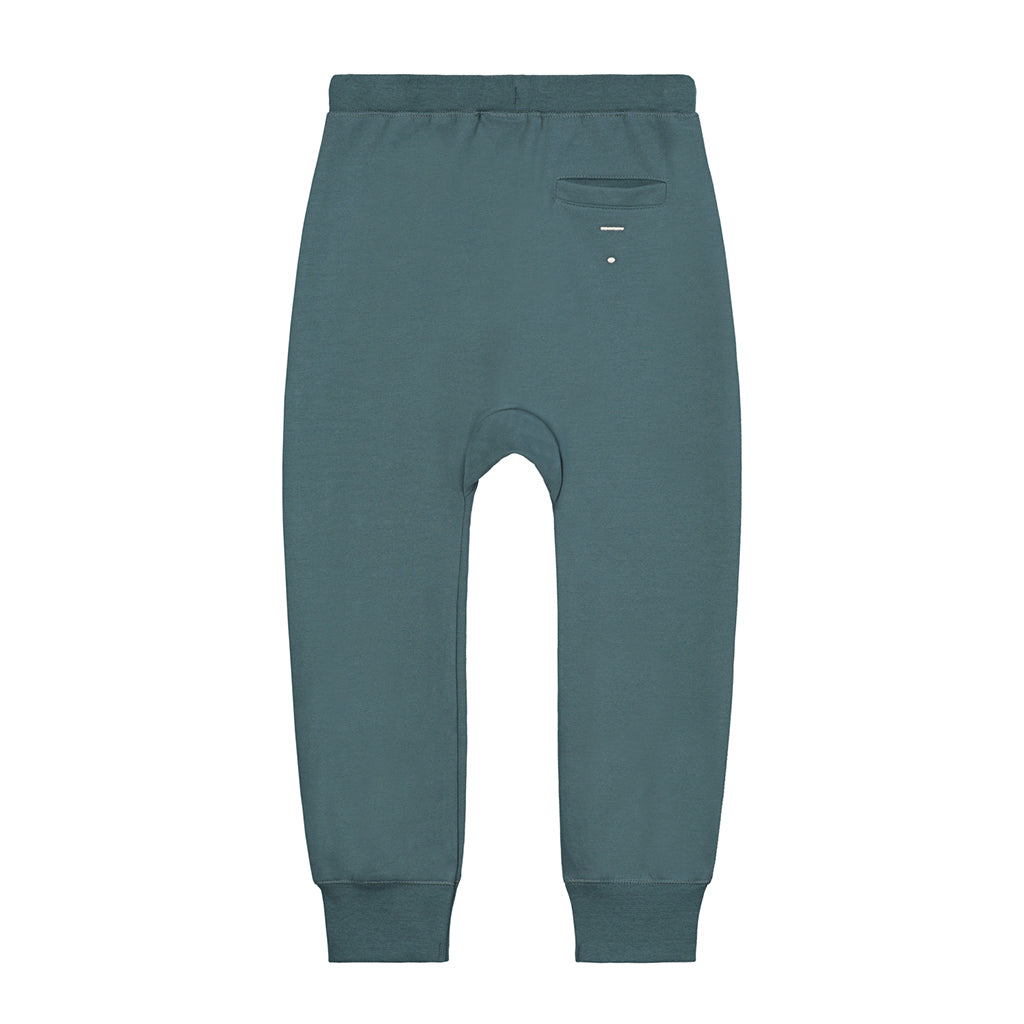 Gray Label AW20 - Baggy Pant - Blue Grey | Mapamundi Kids