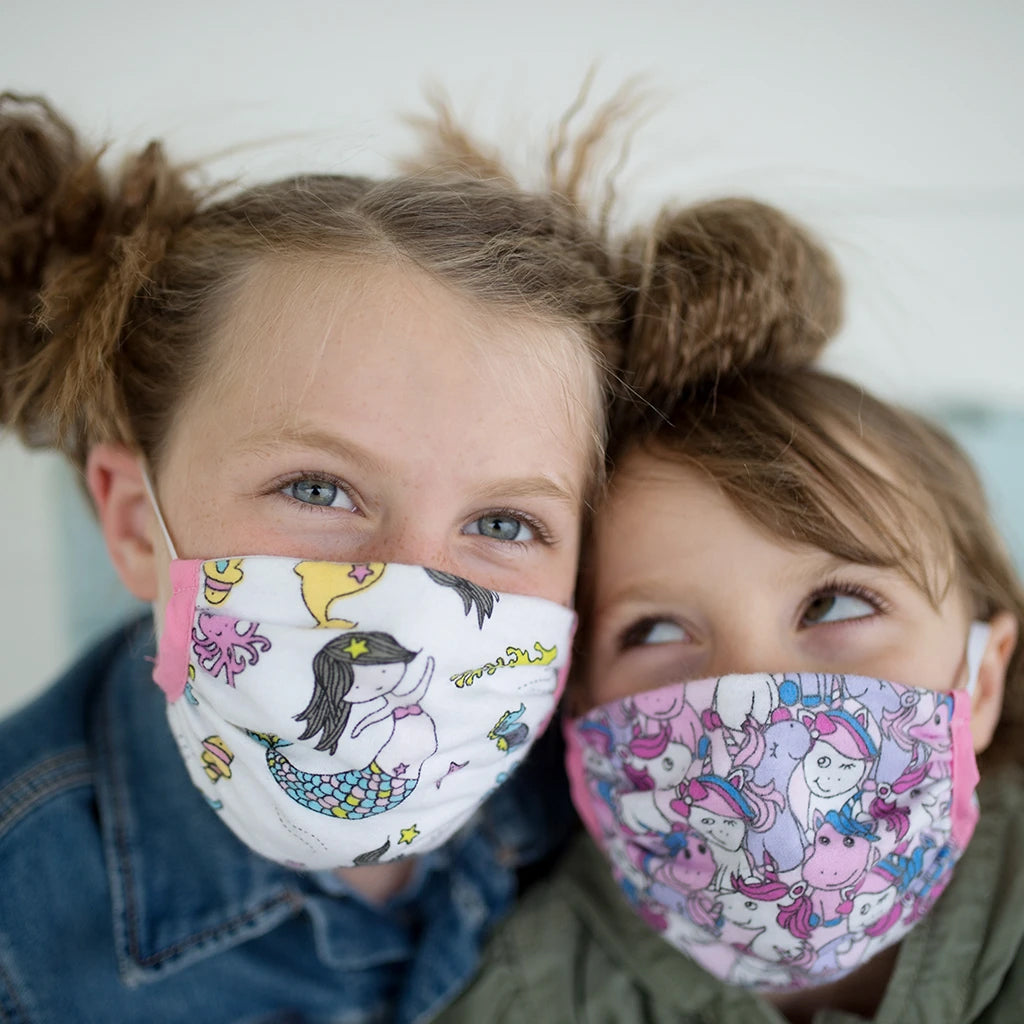 Great Pretenders - Printed Face Mask for Kids | Mapamundi Kids
