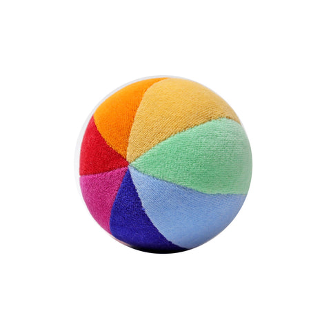 Grimm's Germany - Soft Rainbow Ball with Bell