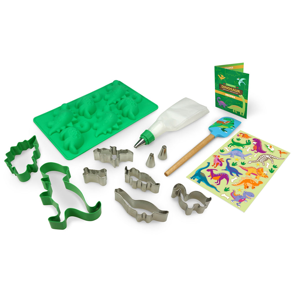 Handstand Kitchen - Ultimate Dinosaur Baking Set | Mapamundi Kids