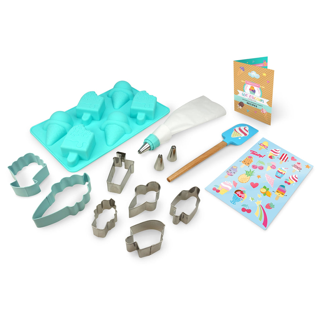 Handstand Kitchen - Ultimate Ice Cream Parlour Baking Set | Mapamundi Kids