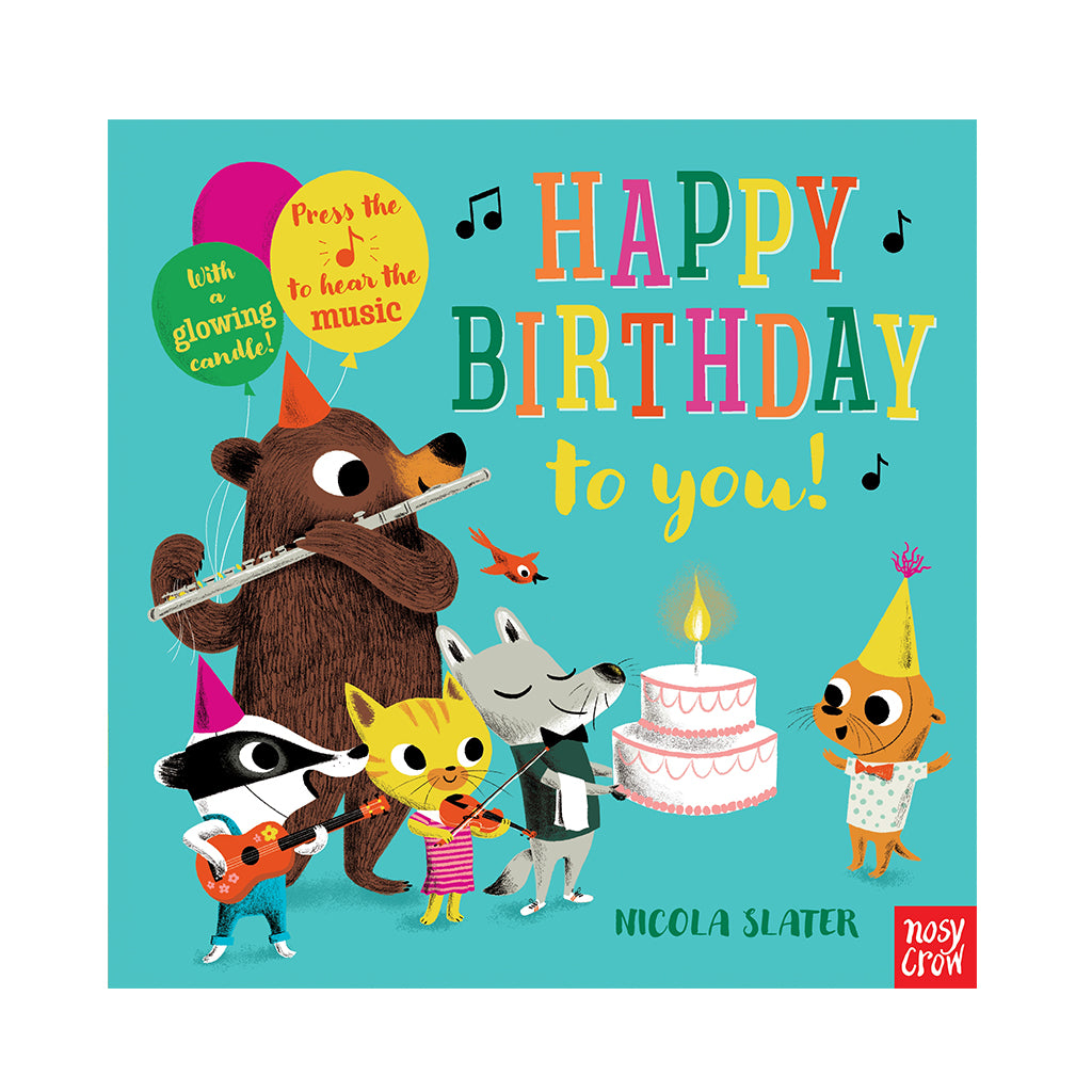 Happy Birthday to You! A Musical Instrument Song Book | Mapamundi Kids