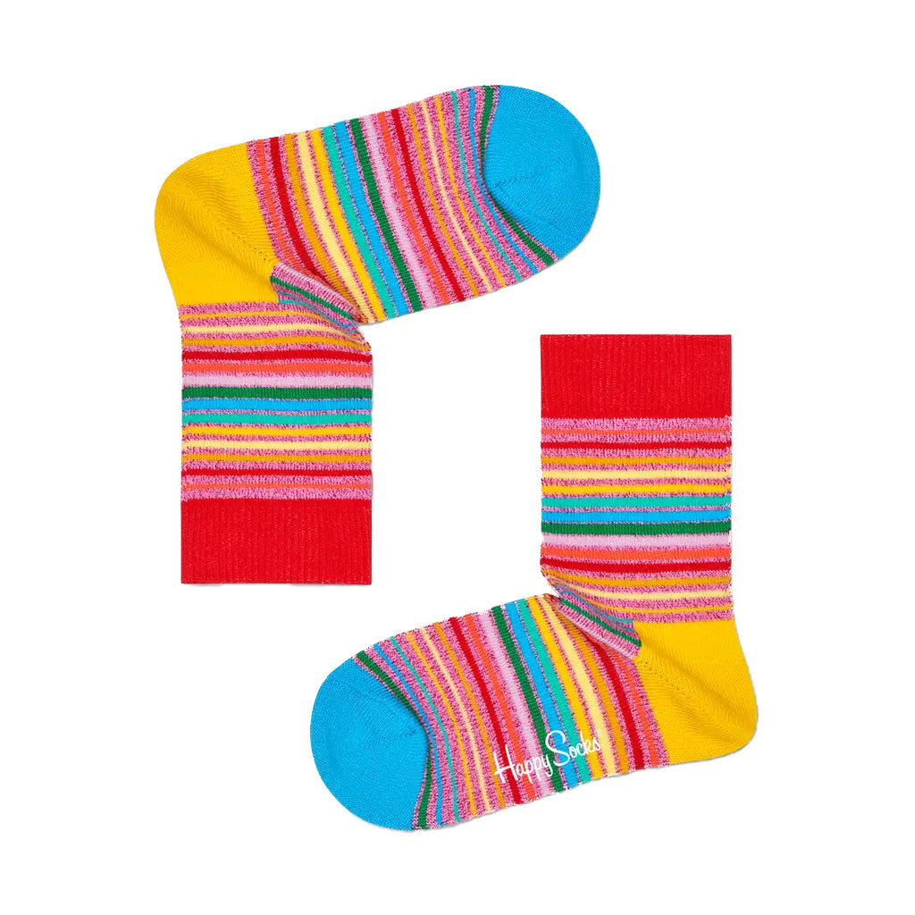 Happy Socks - Pride Sunrise Socks - Designed in Sweden | Mapamundi Kids