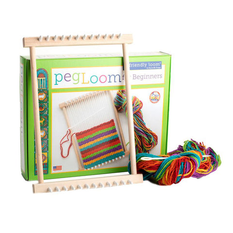 Harrisville Designs - Beginner Peg Loom