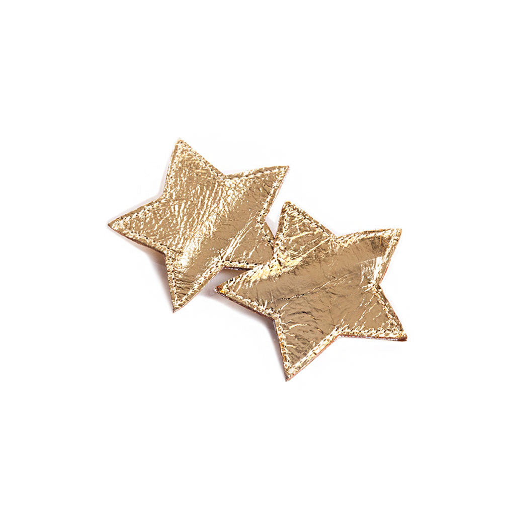 Hello Shiso - Big Star Hair Clips - Designed in Berkeley, CA