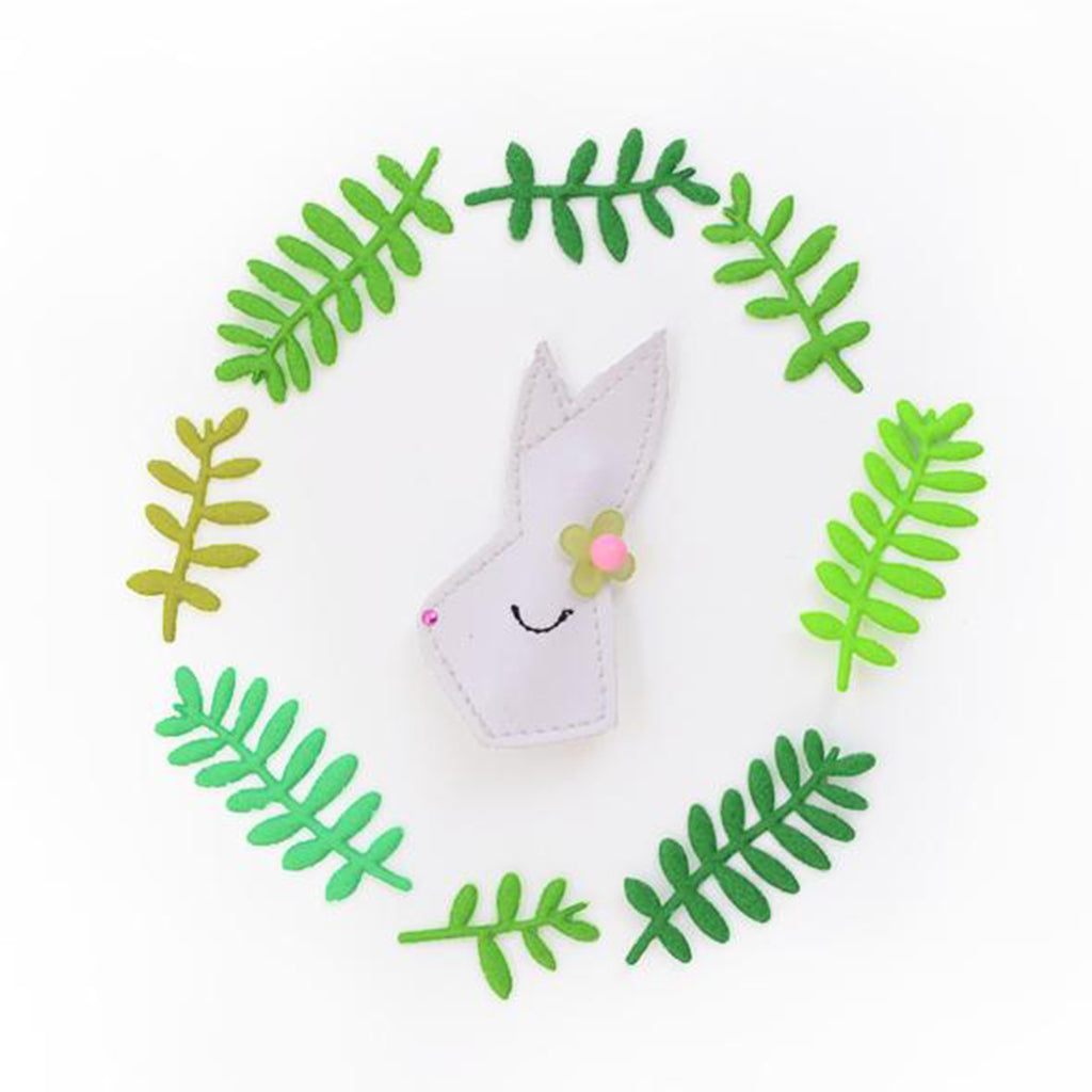 Hello Shiso - Flower Bunny Big Clip | Mapamundi Kids