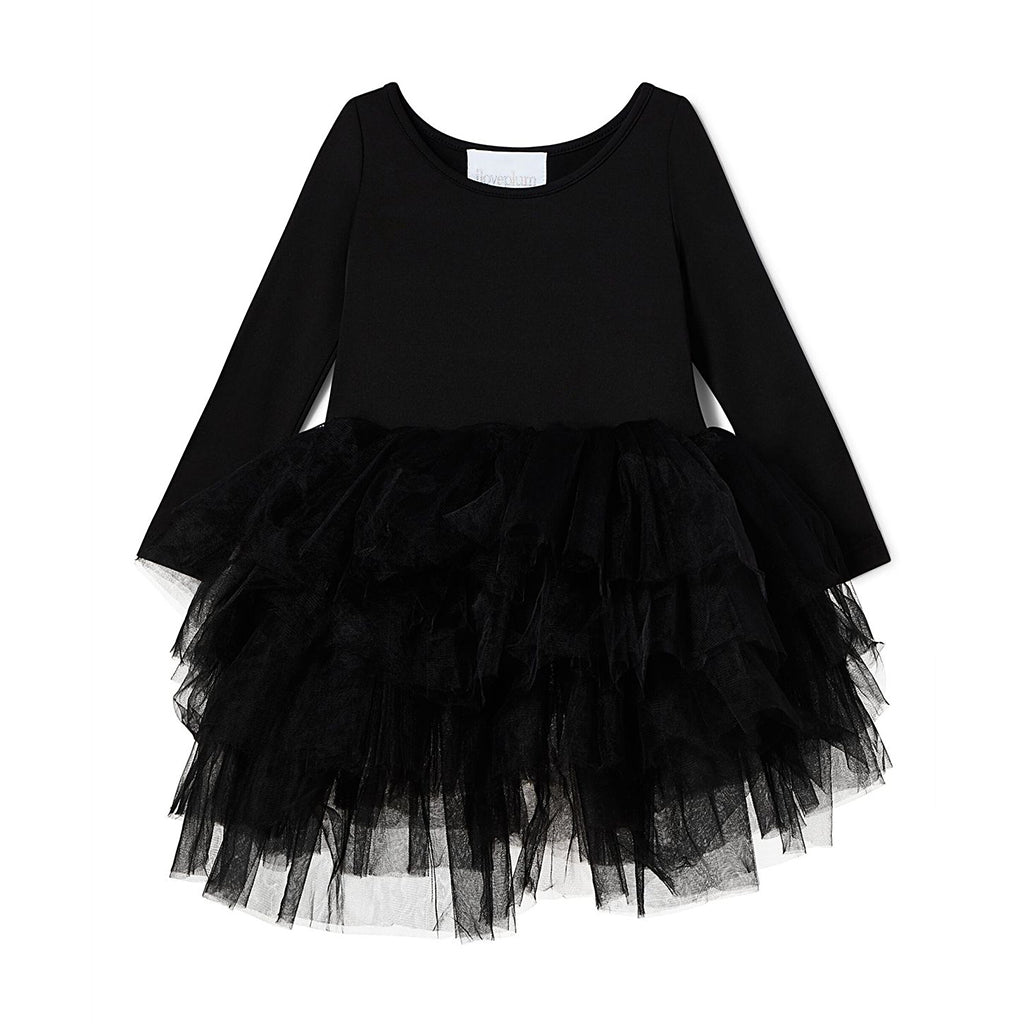 iloveplum - B.F.F. Tutu Dress in Stella Black