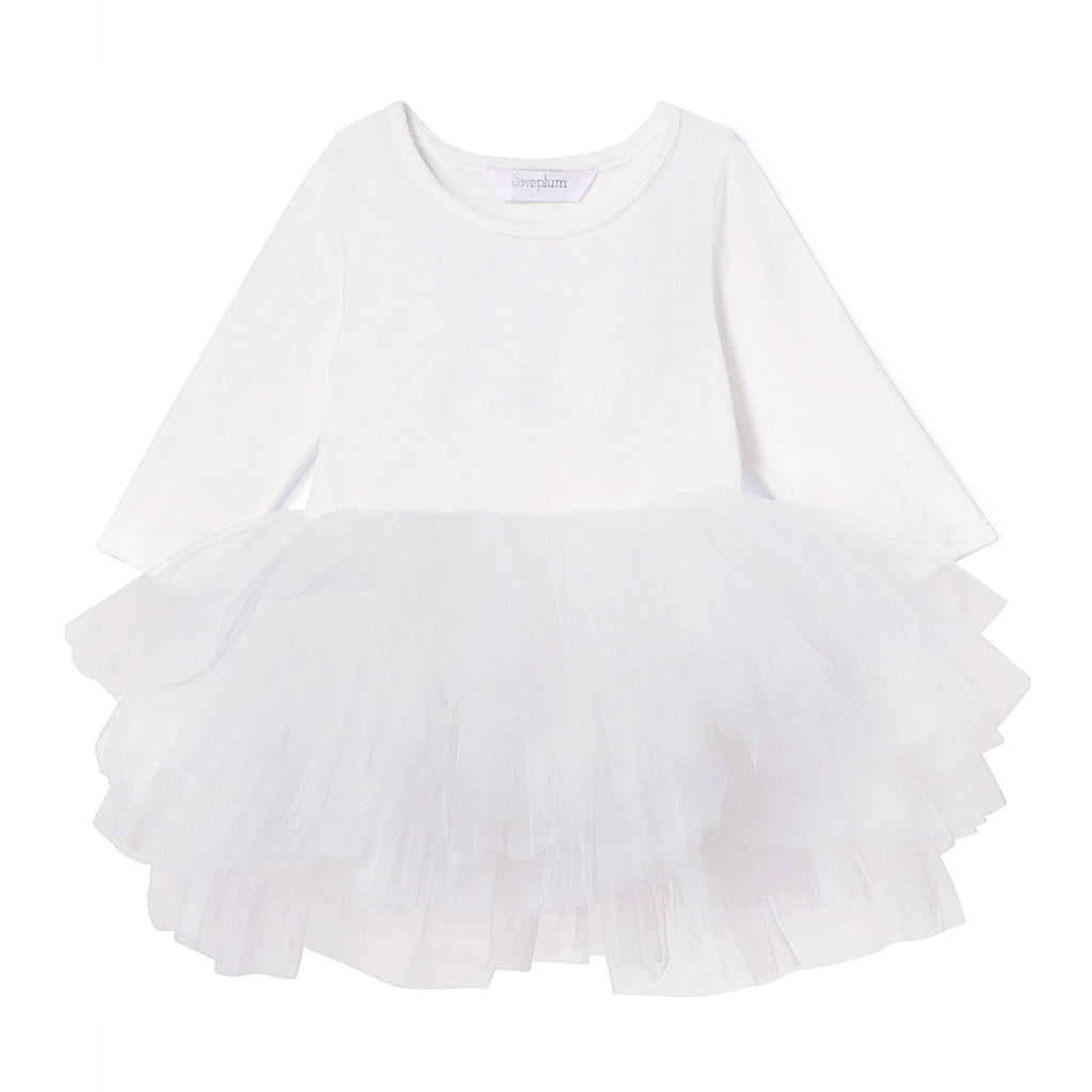 iloveplum - O.M.G. Tutu Dress in Lucy White