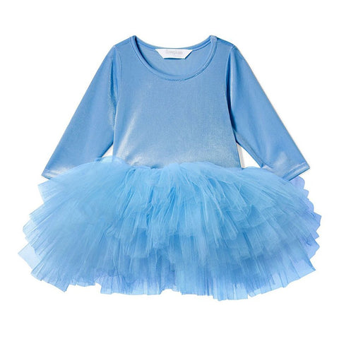 iloveplum - Frozen 2 O.M.G. Tutu Dress - Ophelia Blue
