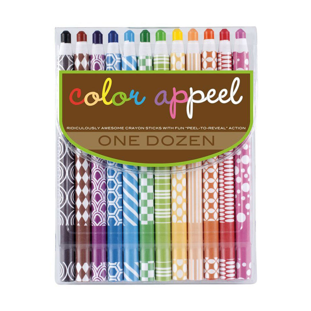 Ooly - Color Appeel Crayons
