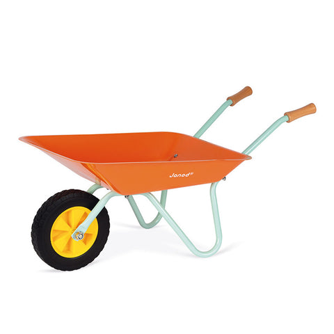 Janod - Happy Garden Wheelbarrow