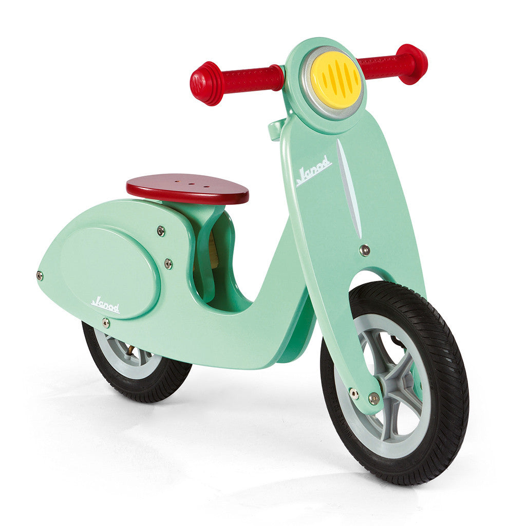 Janod - Mint Scooter Balance Bike