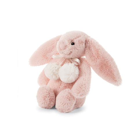 Jellycat UK - Bashful Blush Snow Bunny Small