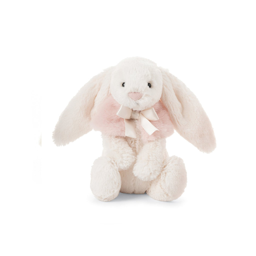 Jellycat UK - Bashful Cream Snow Bunny Small