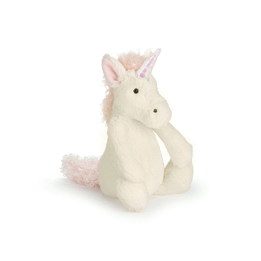 Jellycat UK - Bashful Unicorn Small