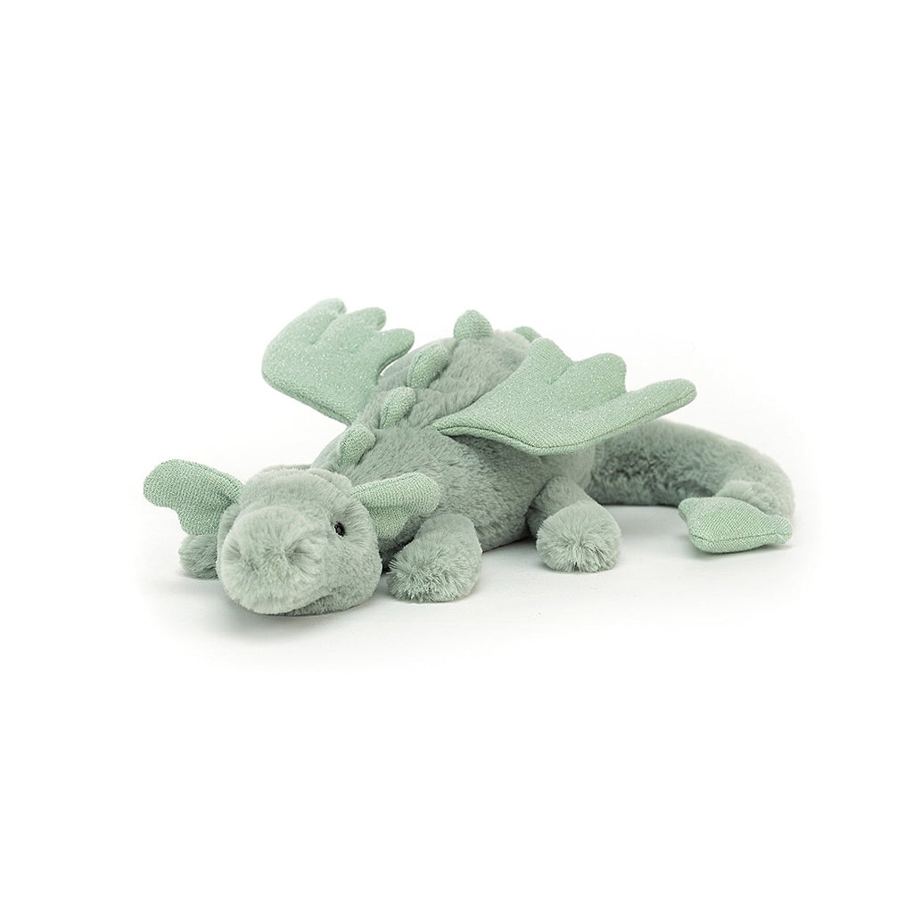 Jellycat UK - Sage Dragon Little | Mapamundi Kids