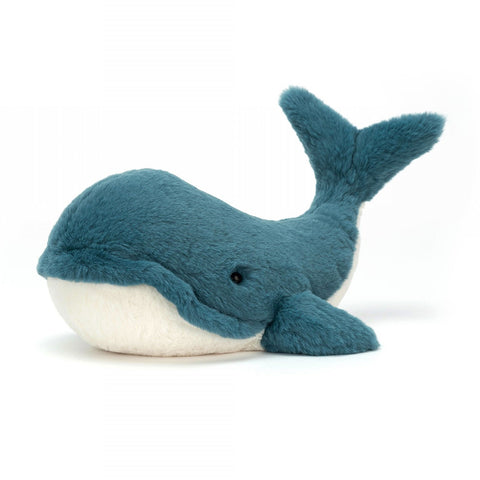 Jellycat UK - Wally Whale Large