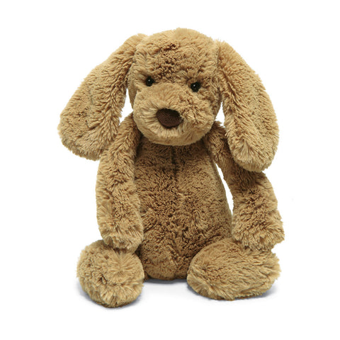 Jellycat - Bashful Toffee Puppy - Medium