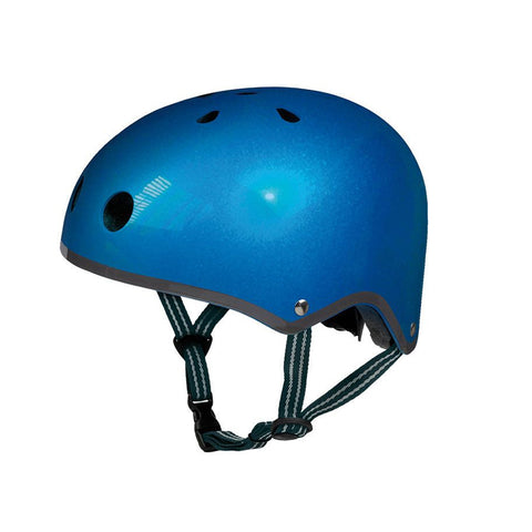 Kickboard USA - Micro Scooter Dark Blue Helmet