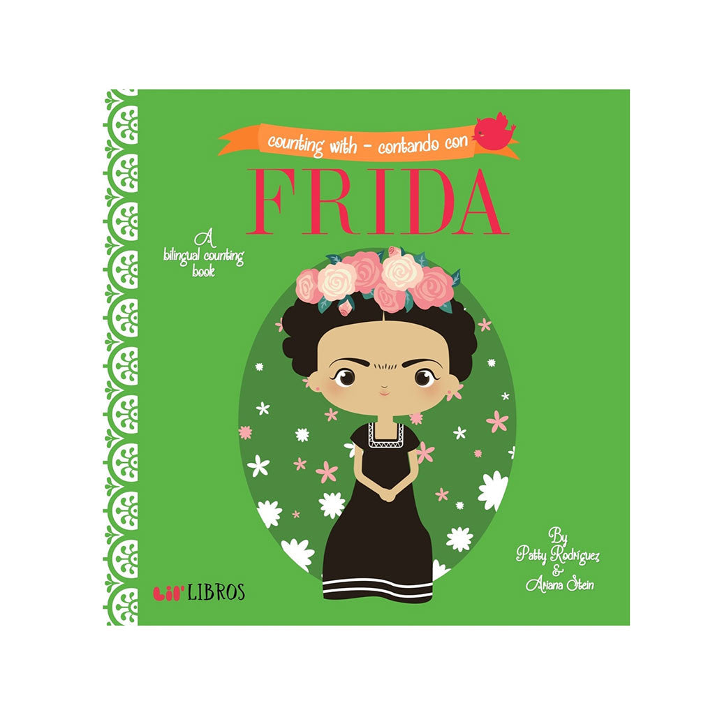 Lil Libros: Counting with Frida / Contando con Frida