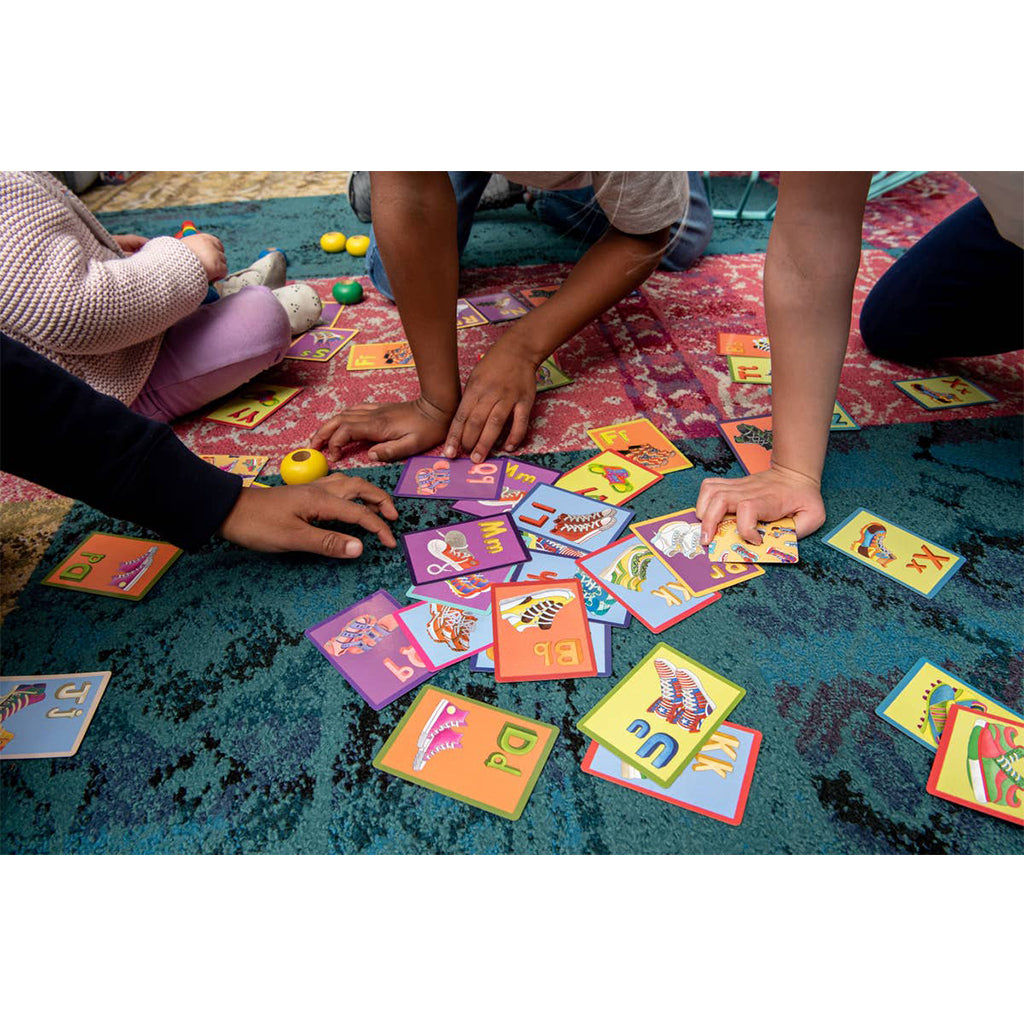 Little Likes - K is for Kicks Go Fish! Playing Cards | Mapamundi Kids
