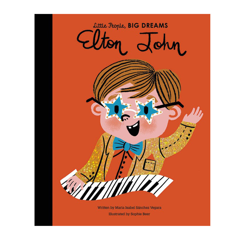 Little People Big Dreams: Elton John | Mapamundi Kids