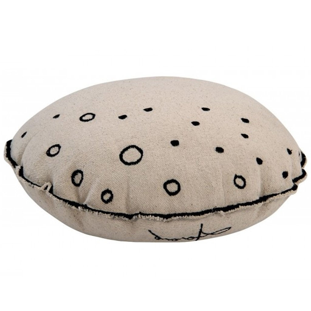 Lorena Canals - Machine Washable Cushion - Galaxy Collection - Moon
