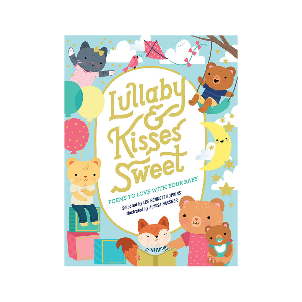 Lullaby and Kisses Sweet - Cover