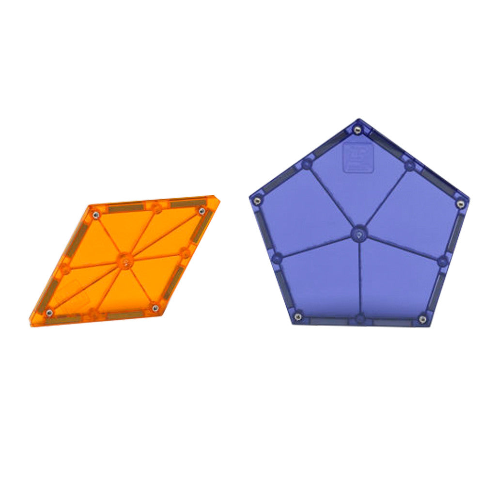 Magna-Tiles - Polygons 8Pc Expansion Set