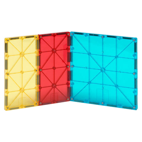 Magna-Tiles - Rectangles 8pc Expansion Pack
