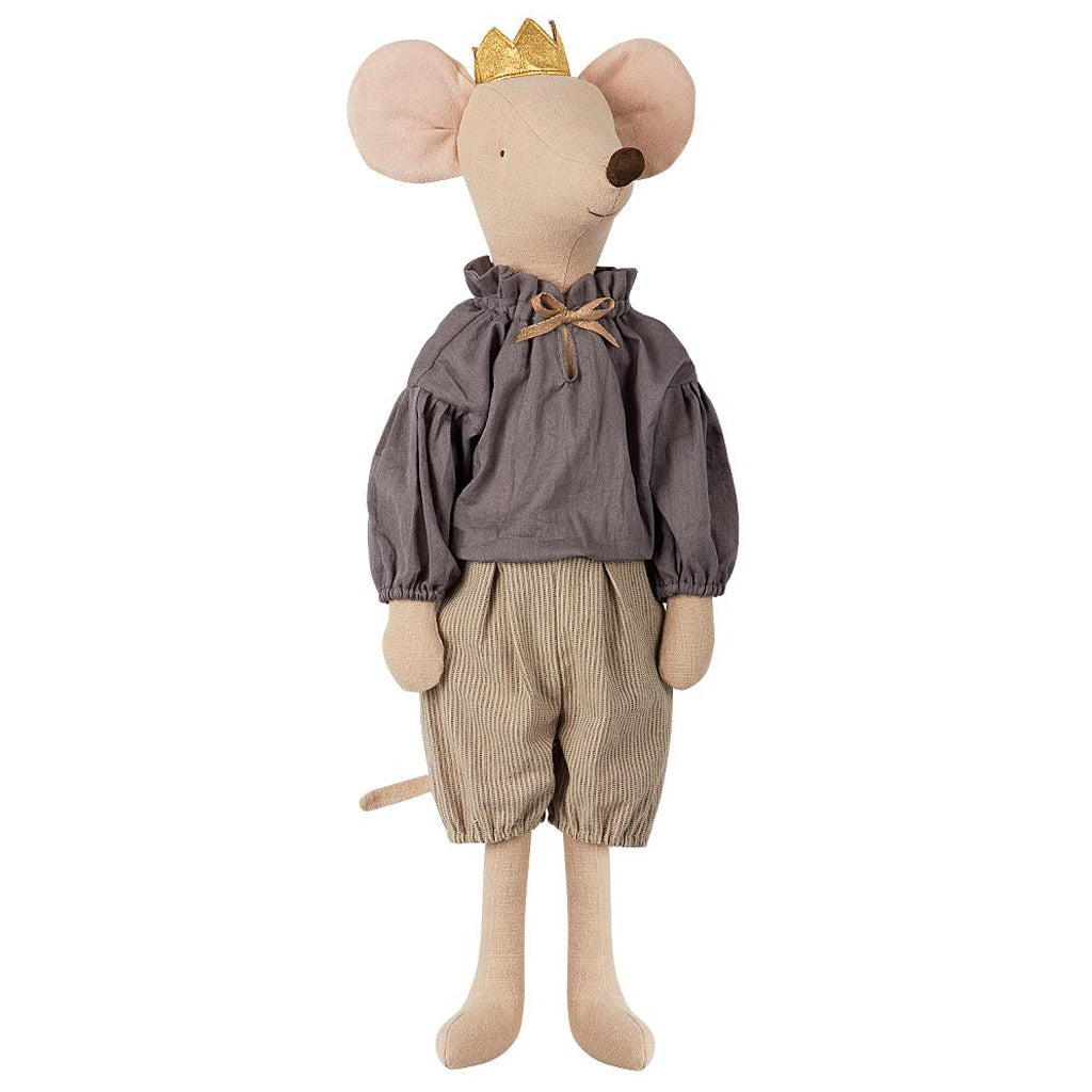Maileg - Prince, Maxi Mouse - Designed in Denmark