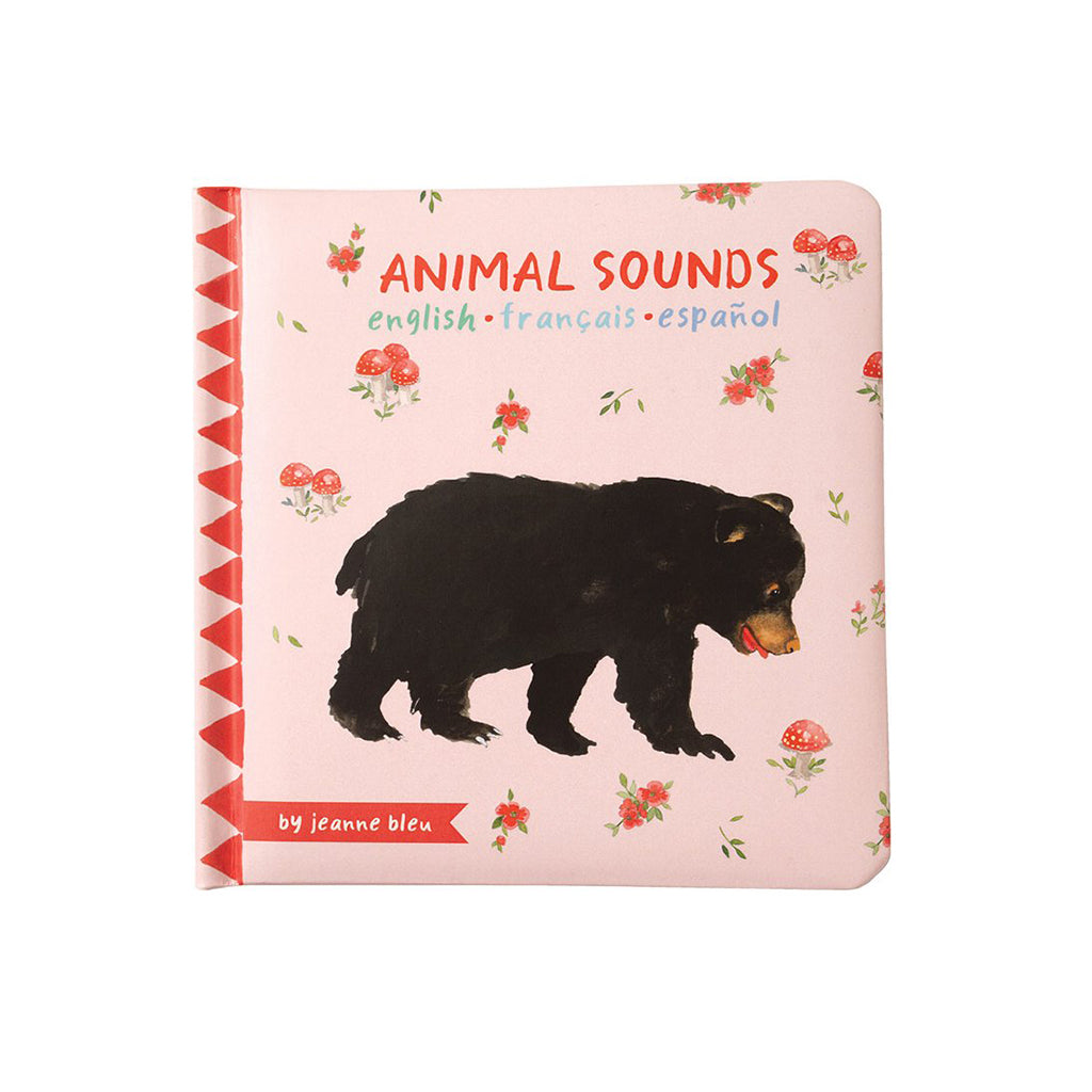 Manhattan Toy - Animal Sounds Board Book | Mapamundi Kids