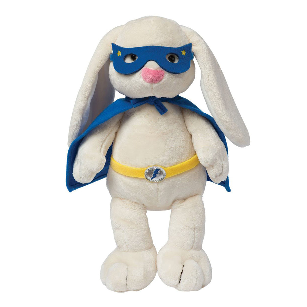 Manhattan Toy - Superhero Bunny Plush