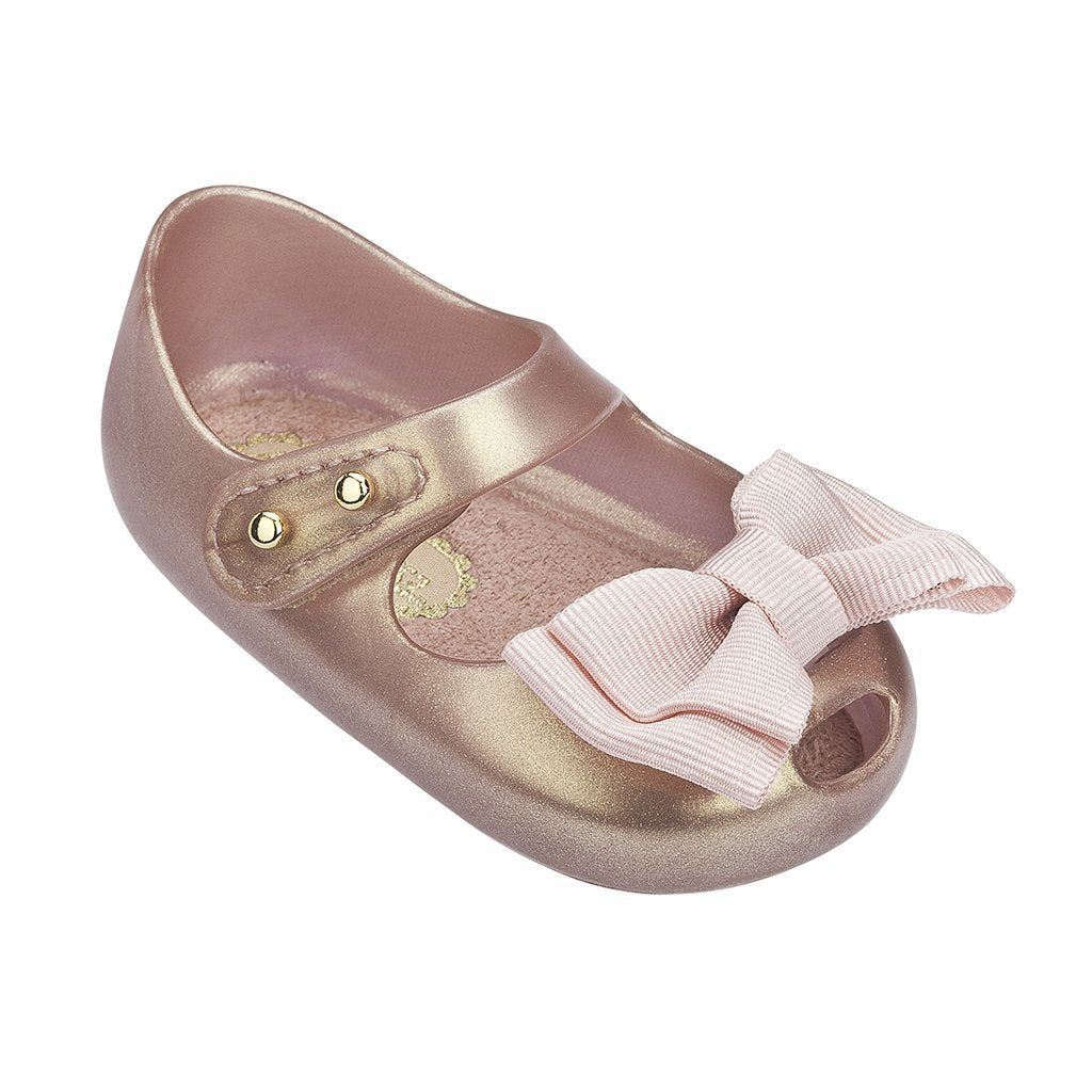 Melissa - My First Mini Melissa in Metallic Pink | Mapamundi Kids