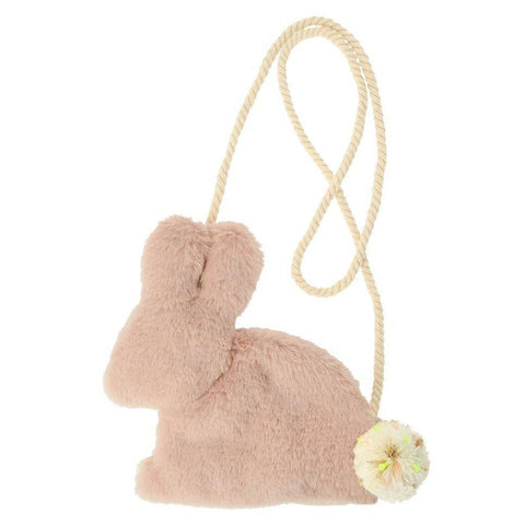 Meri Meri - Plush Bunny Bag - Easter 2020 - Designed in England
