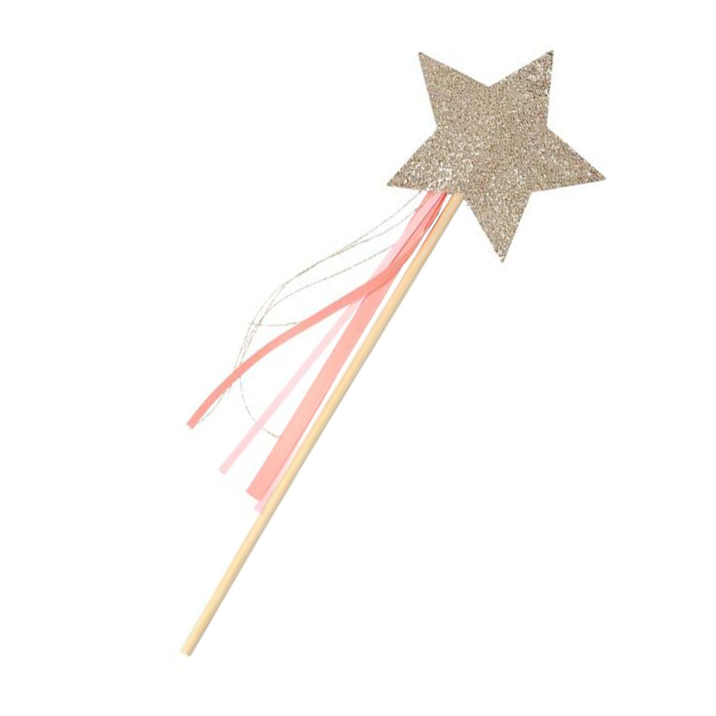 Meri Meri UK - Gold Glitter Wands - Set of 8 | Mapamundi Kids