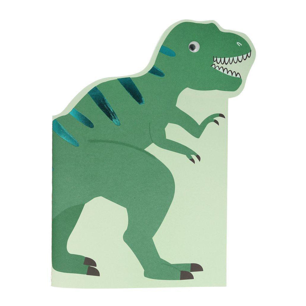 Meri Meri - Sticker Sketchbook - Dinosaur | Mapamundi Kids