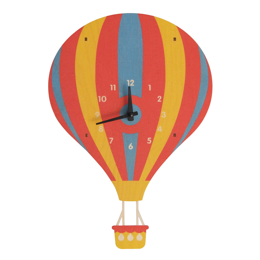 Modern Moose - Hot Air Balloon Pendulum Clock | Mapamundi Kids