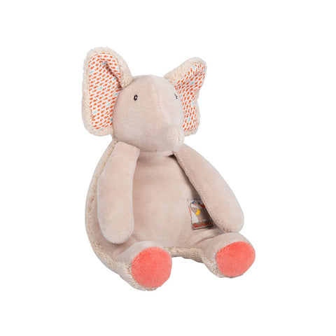 Moulin Roty - Elephant Rattle