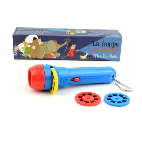 Story Time Flashlight Projector - Circus
