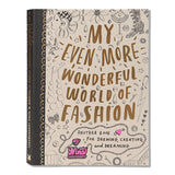 My Even More Wonderful World of Fashion - Book Cover