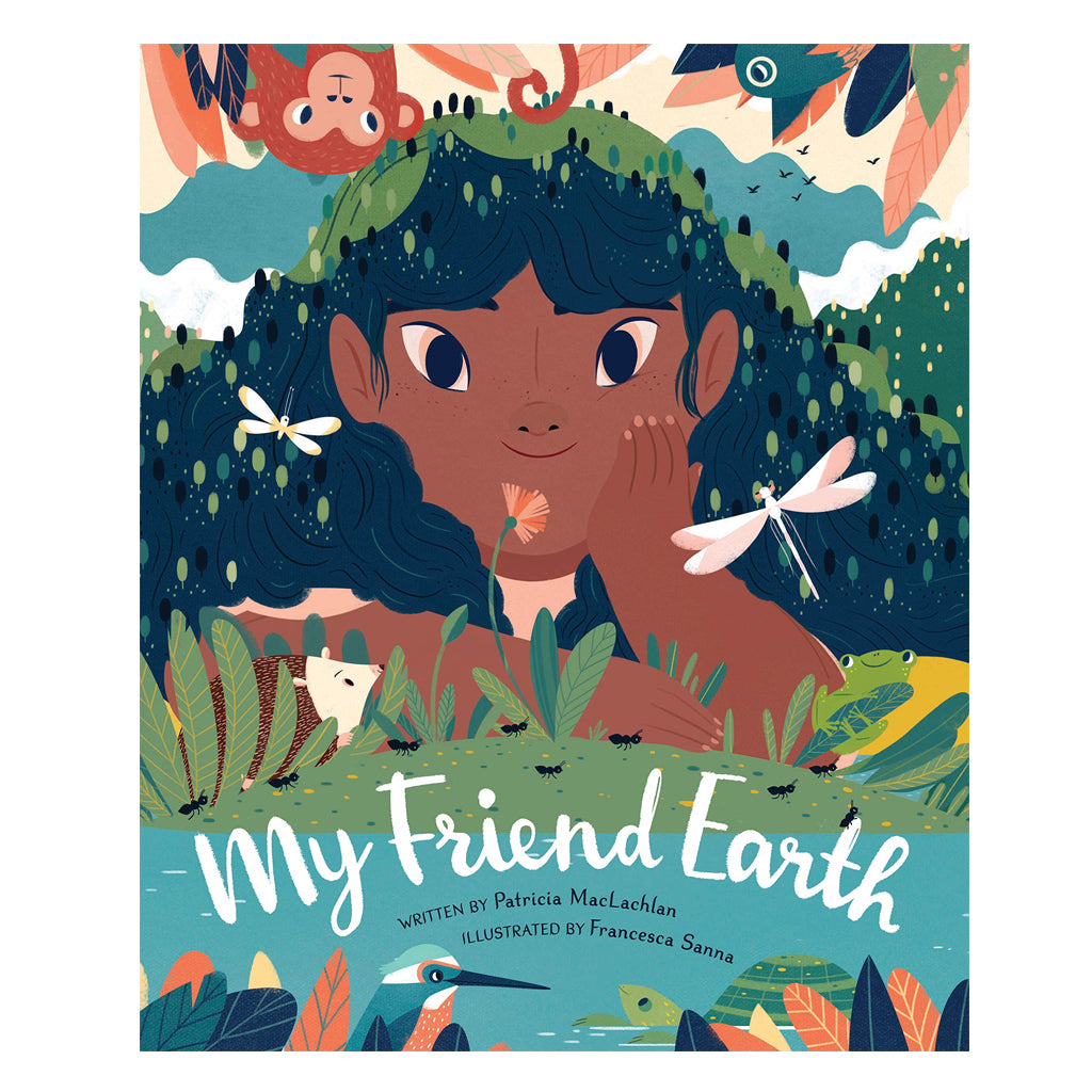 My Friend Earth by Patricia MacLachlan | Chronicle Books