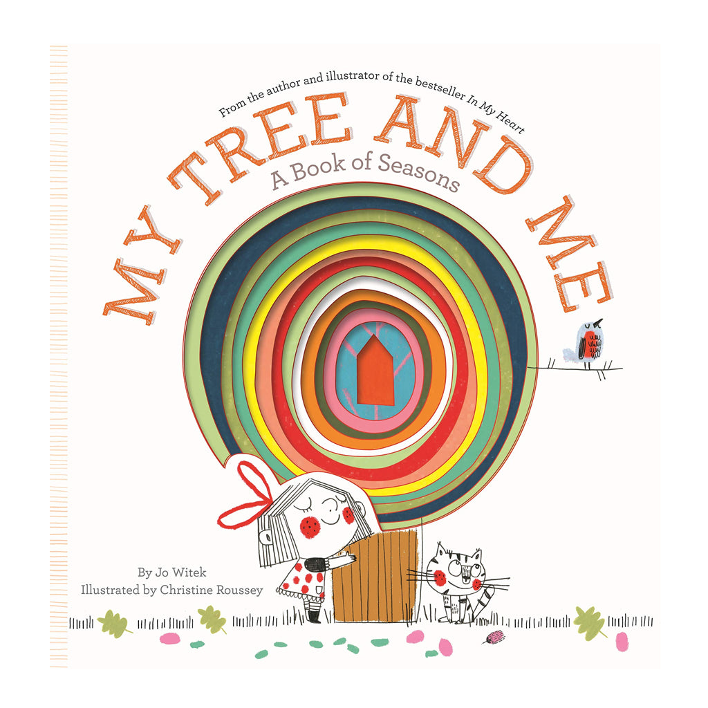 My Tree and Me by Jo Witek | Abrams Appleseed