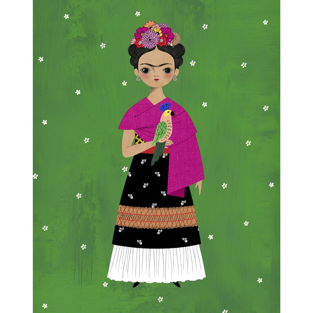 Of Unusual Kind - Frida Paper Doll Kit - Made in USA