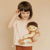 olli ella dinkdum dolls unisex stuffed doll lifestyle model