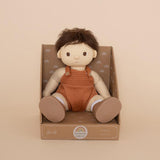 olli ella dinkdum dolls unisex stuffed doll packaging